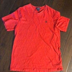 Polo Ralph Lauren boys XL (18-20)Red